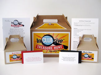 InCLUEsive Creations Treasure Hunt Game Review
