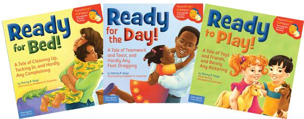 ParentSmart / KidHappy Book Series from Free Spirit Publishing!