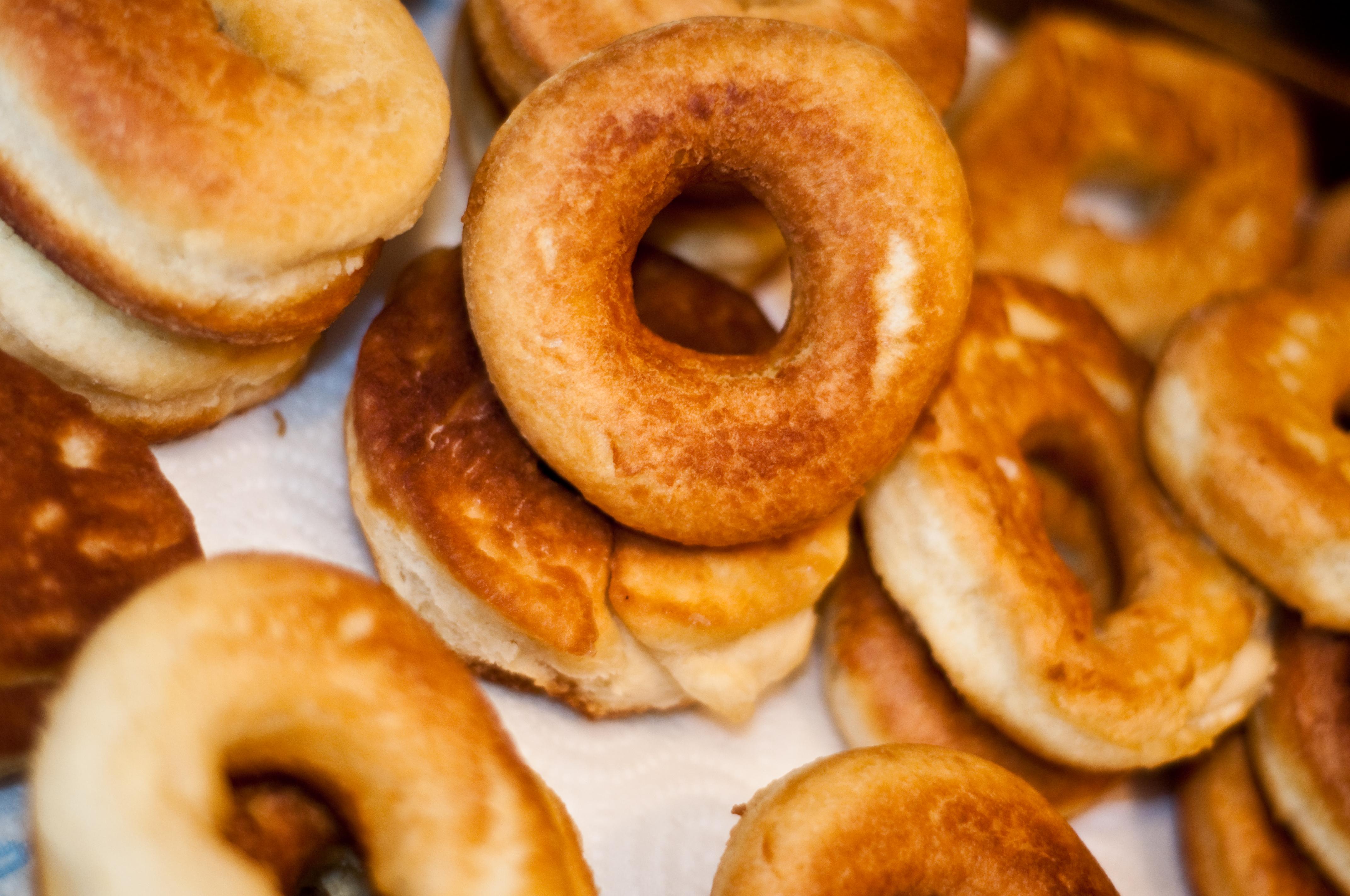 Homemade Doughnuts!