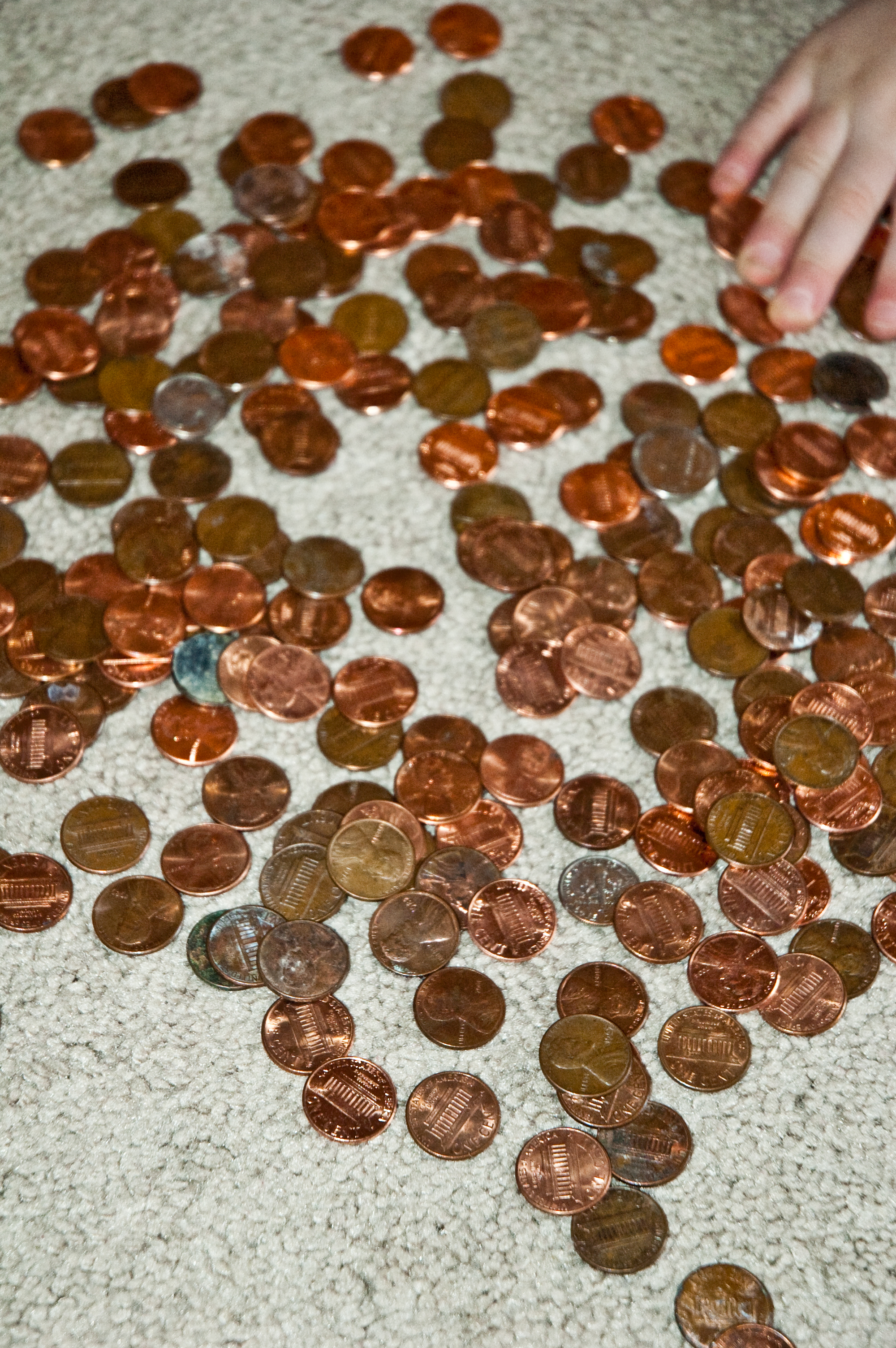 See a Penny….Penny Activities for Kids
