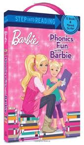 Phonics Fun with Barbie Book Review!