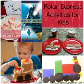 Polar Express Activities!!