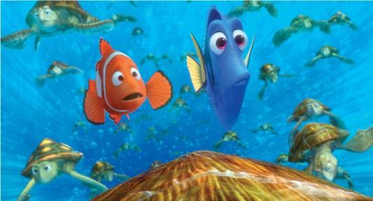 Finding Nemo 3-D