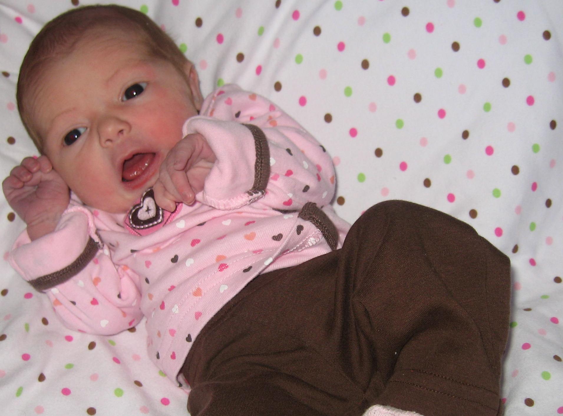 A Baby Story: Kacie