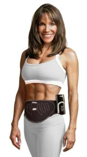 Contour Ab Belt Review and Giveaway!