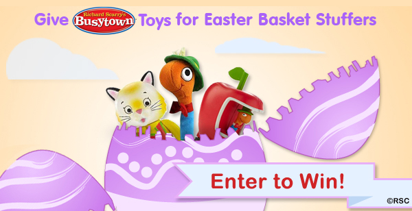 Busytown Easter Giveaway!!