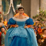 Lily Collins, Mirror Mirror, Snow White movie