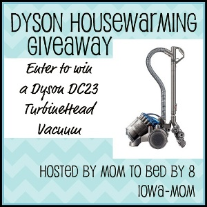 Dyson Giveaway: Blogger Signup
