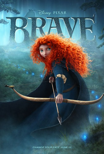 Disney/Pixar's Brave : New Trailer!