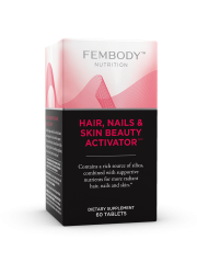 Fembody Women's Supplements Review and Giveaway!