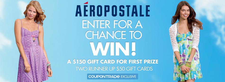 $250 Aeropostale Giveaway