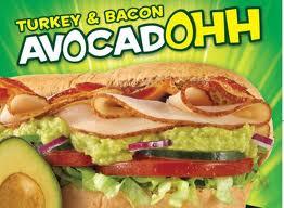 Subway  Giveaway!!