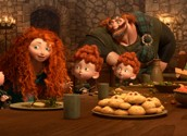 Disney/Pixar's BRAVE Activities and More!!