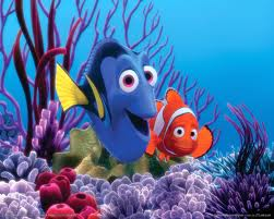 Finding Nemo 3-D!