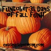 Funtober : 31 Days of Fall Fun!!