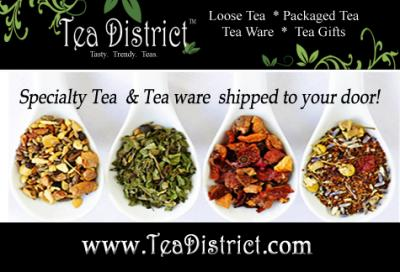 Tea District