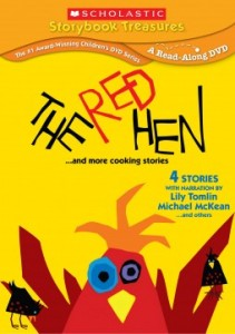 The Red Hen  DVD
