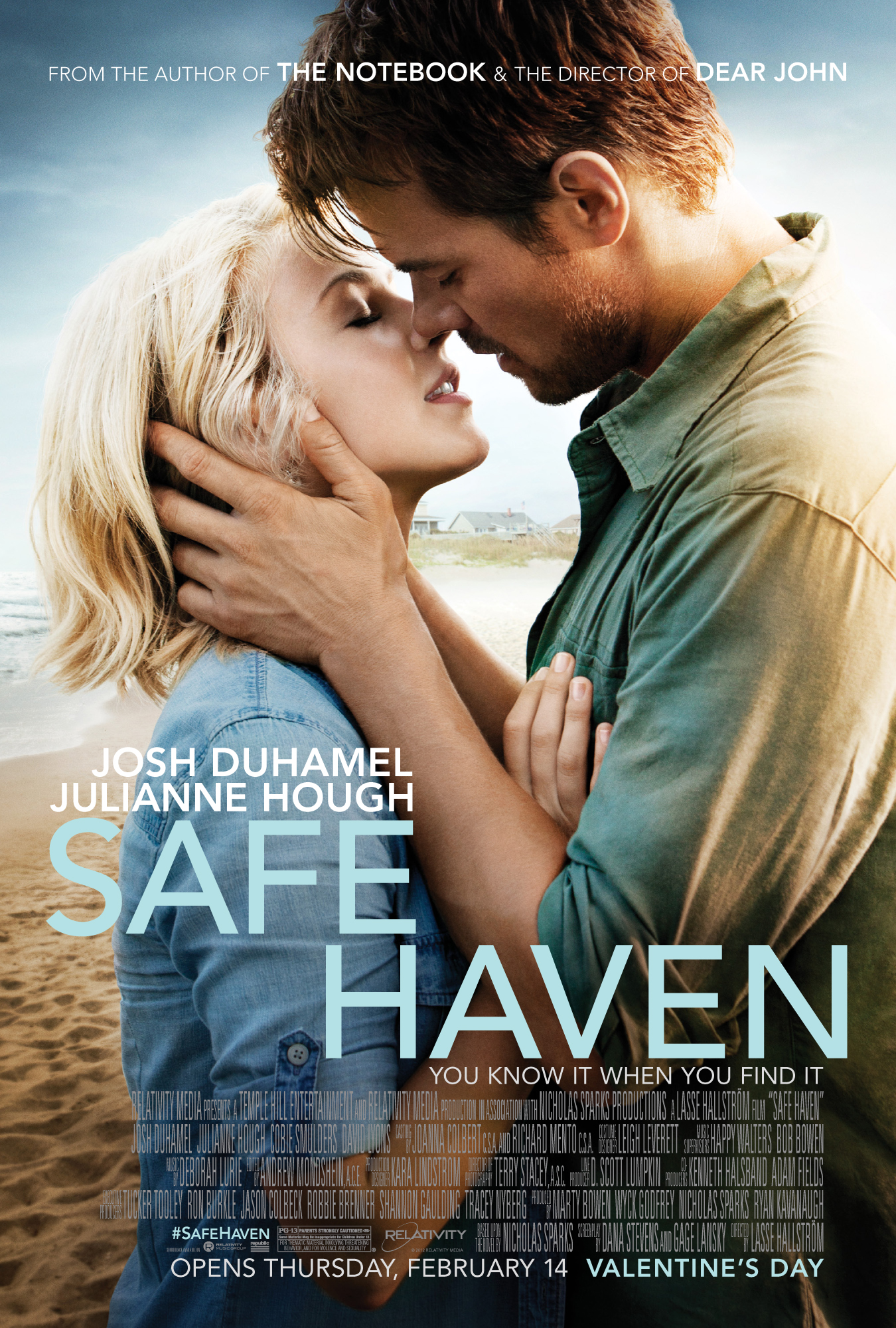 Safe Haven Giveaway!!