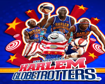 The Harlem Globetrotters- You Write the Rules Tour:  #GlobieFamily