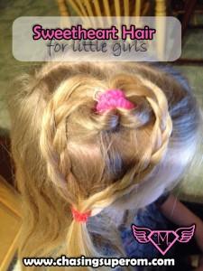 sweetheart hair