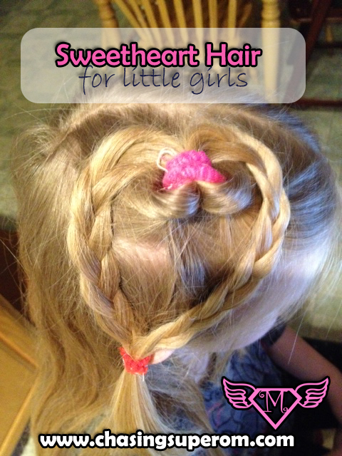 Sweetheart Hair for Little Girls