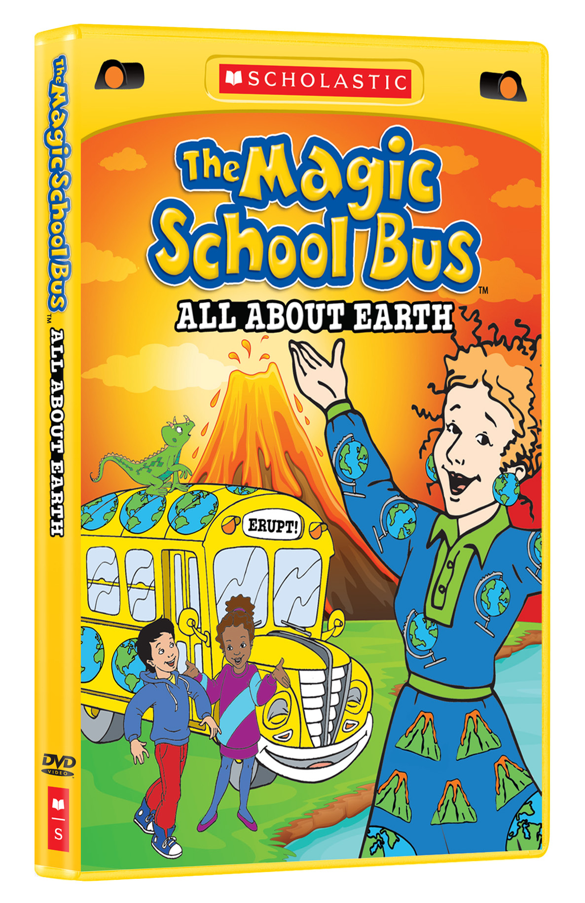 The Magic School Bus: All About Earth Giveaway!
