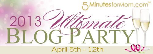 Ultimate Blog Party 13 – Chasing Supermom
