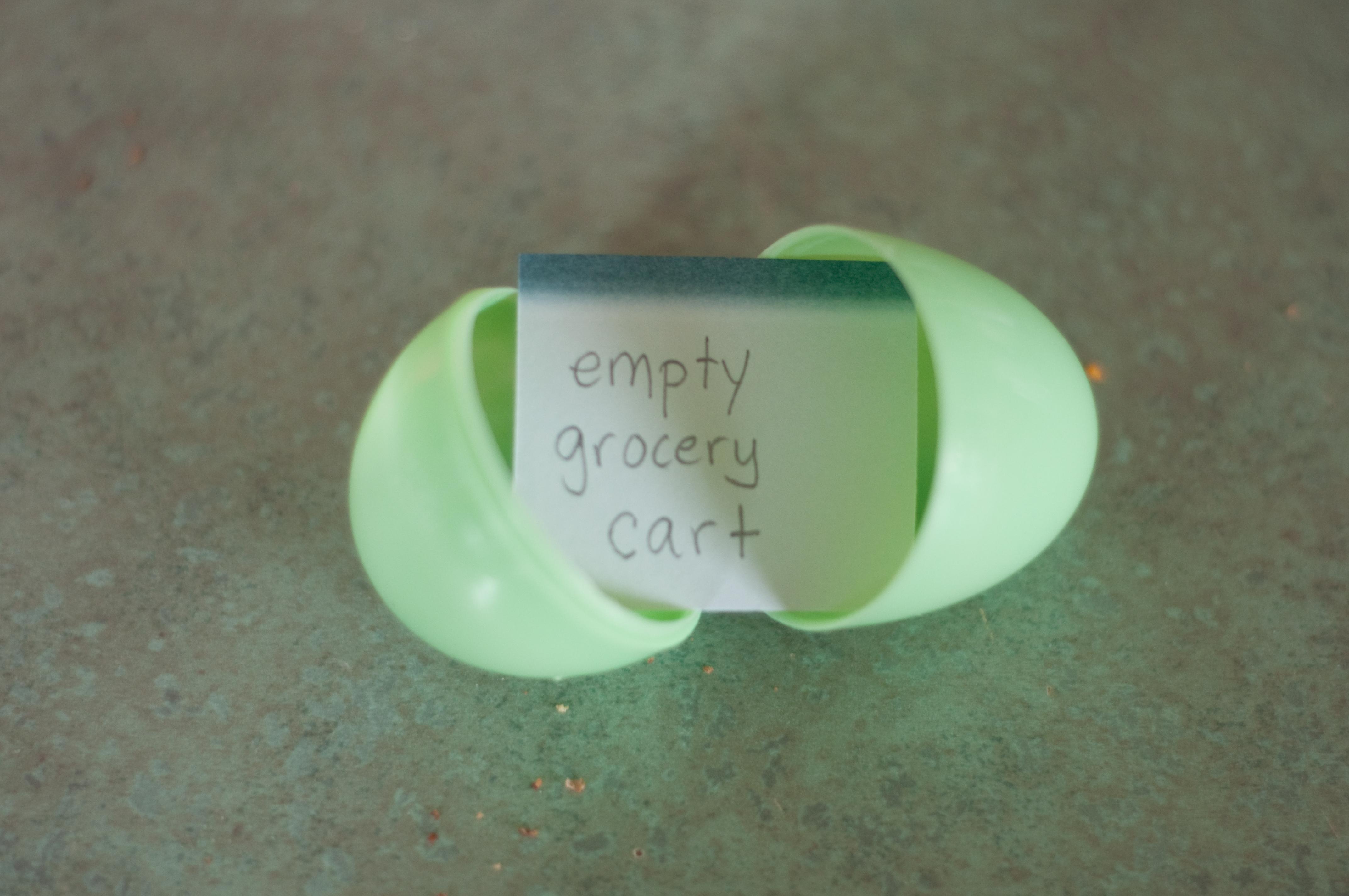 Story-telling Egg Hunt