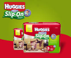 Huggies Slip-Ons – End the Diaper Struggle   #MC