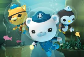 Octonauts Toys from Fisher Price Review!