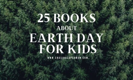 25 Books About Earth Day