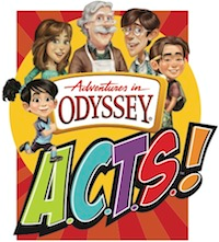 Adventures in Odyssey – Serving with Imagination Giveaway