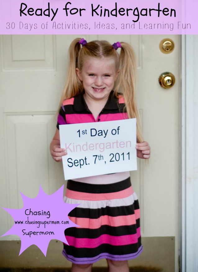 Ready for Kindergarten Day 11: Focused Attention