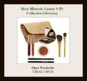 Bare Minerals Giveaway