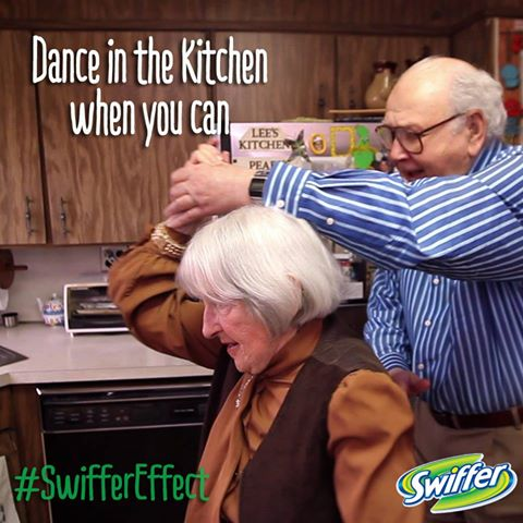 The #SwifferEffect with Lee and Morty AND a Giveaway!