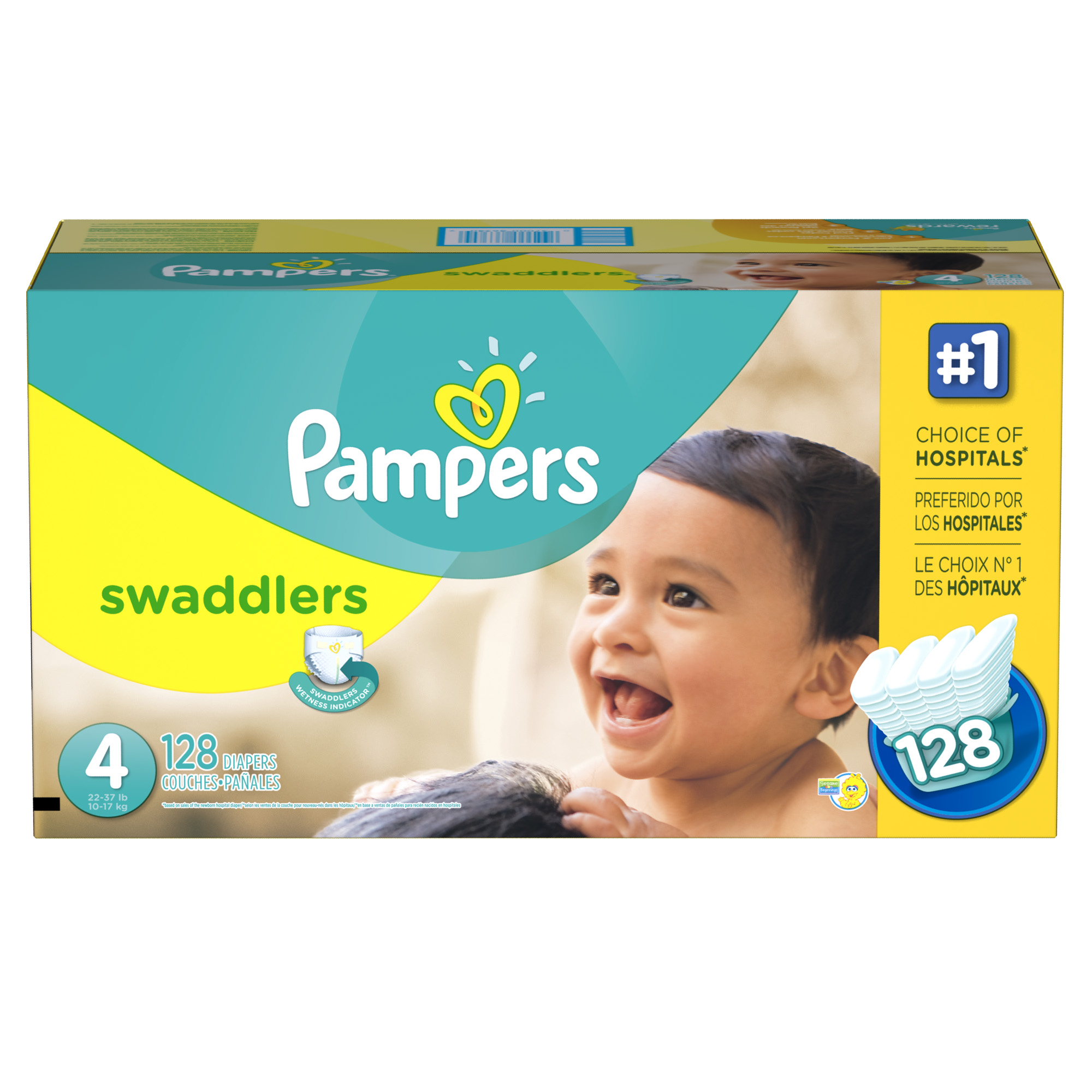 Check Out The All New Pampers Diapers And Enter A Babies R