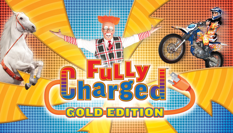 Ringling Brothers and Barnum & Bailey – Fully Charged Gold Edition Tour