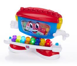 Mega Bloks First Builders Billy Beats™ Dancing Piano Review and Giveaway