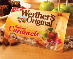 Werther's Original® Baking Caramels – Caramel Apple Party!