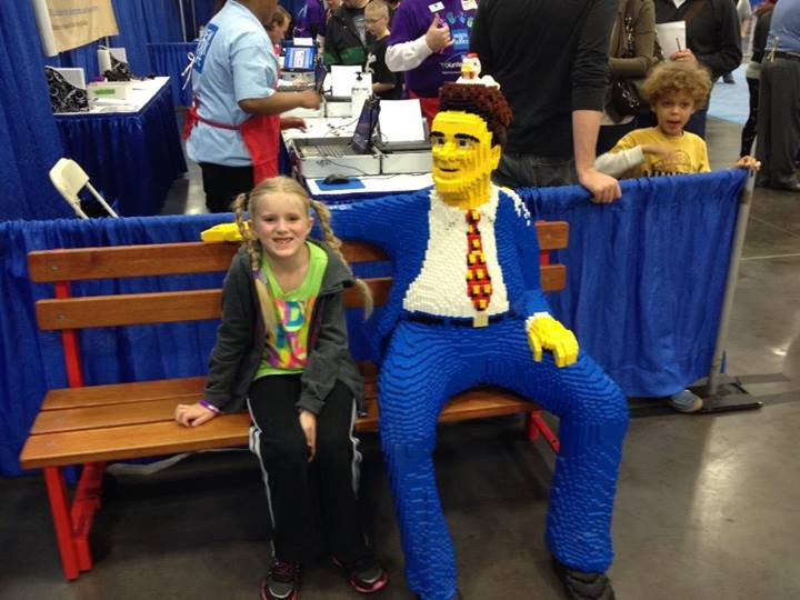 LEGO® KidsFest Portland Event Review
