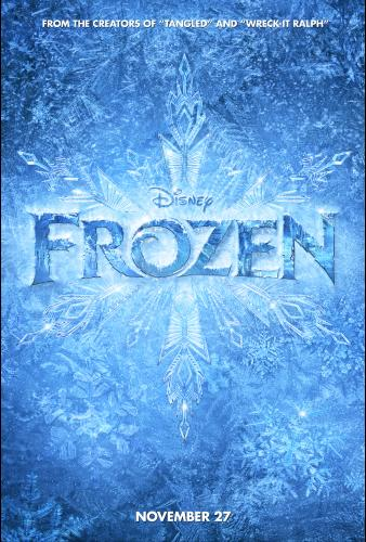 Disney's Frozen in Theaters this Week! Frozen Movie Review