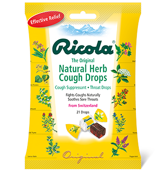 "Ricola ""Call in Well"" Giveaway – #swissherbs #callinwell"