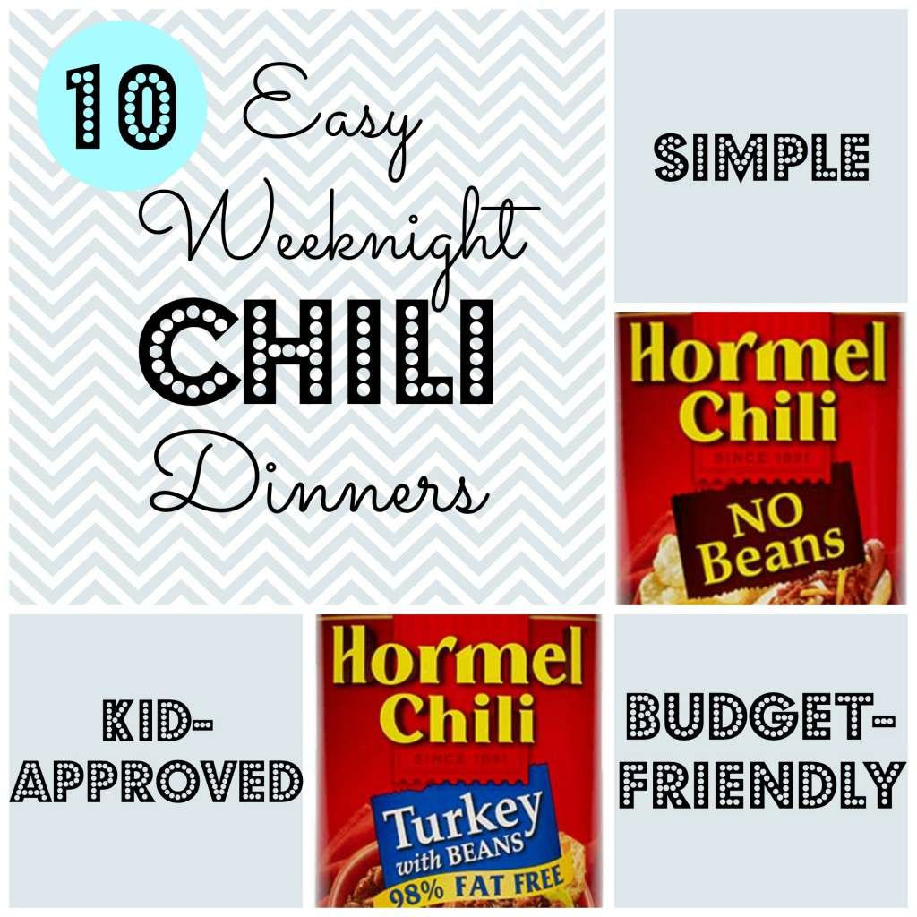 chili meals
