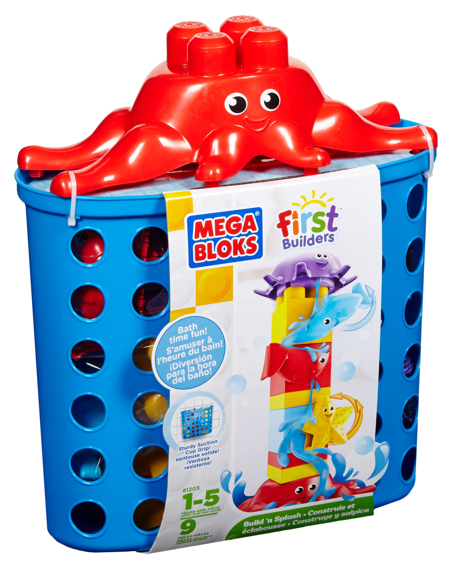 Mega Bloks® First Builders™ Build 'n Splash Giveaway
