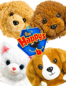 The Happy's pets