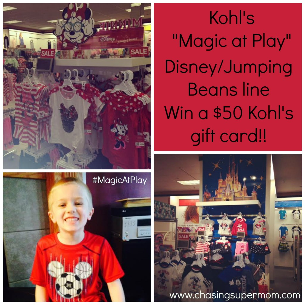 Kohl's Magic at Play