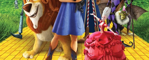 Legends of Oz: Dorothy's Return – Promo Trailer + Movie Info