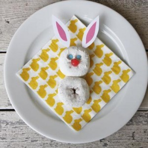 donut-easter-bunny-easter-food