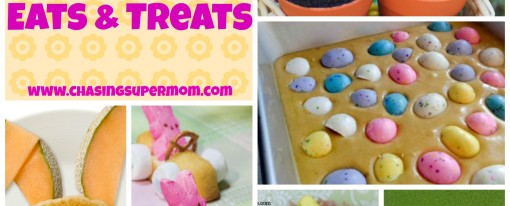 25 Easter Eats and Treats