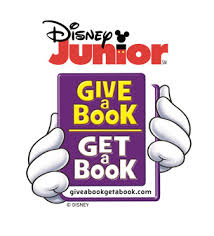 Disney Junior ™ Give a Book Get a Book – #DisneySMMoms